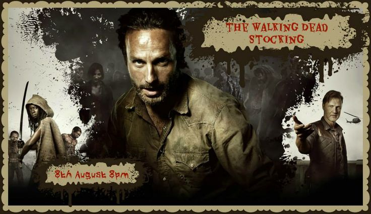 The Walking Dead | Red Riding Hood Yarns