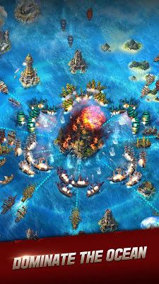 Oceans And Empires APK v1.2.1 Joycity Cheats Unlimeted Gun | SKIDROW GAMING ARENA