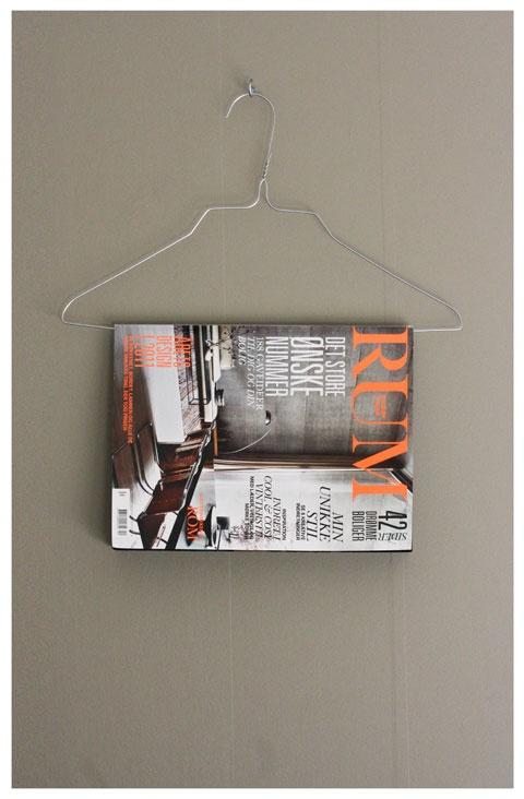 magazine rack: Bar Instead But, Nicer Hangers, Displays Furniture, Magazines Racks, Art Studios Storage, Bloggin Styl, Cheap
