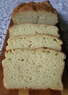 Soft GLUTEN FREE sandwich bread...for those who have seen and tried the rolls, this is just like that from the same website! Can't wait to try this and make french toast!! :)
