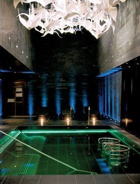 The Spa At G Hotel In Galway Designed By Phillip Treacy
