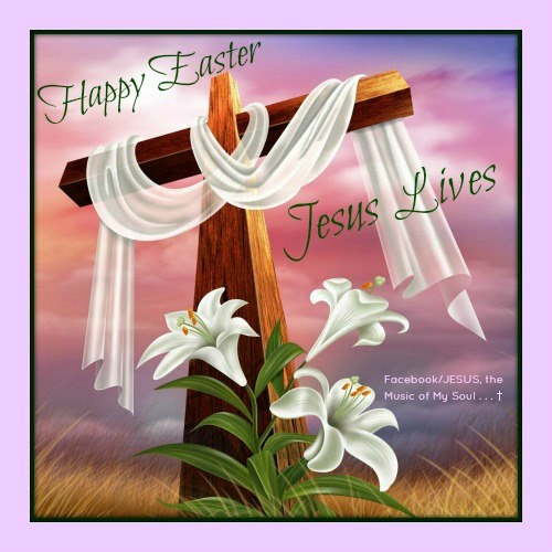 Facebook Timeline Cover Life Quotes: Easter He's Alive!