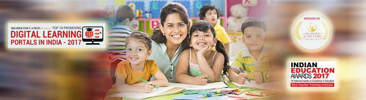 Diploma in Nursery Teachers Training