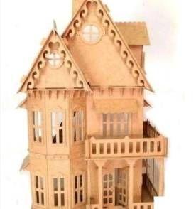 Casa de boneca - Polly