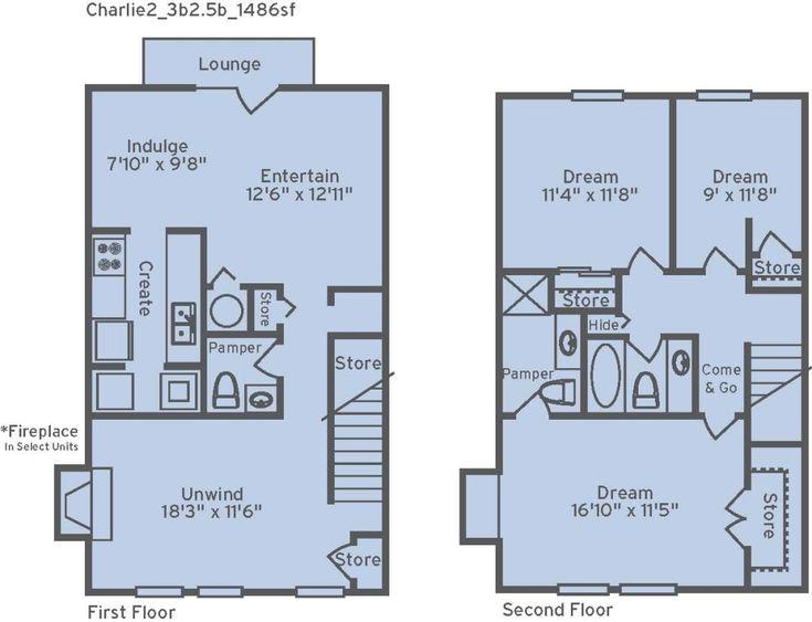 Best 25+ Garage Apartment Floor Plans Ideas On Pinterest