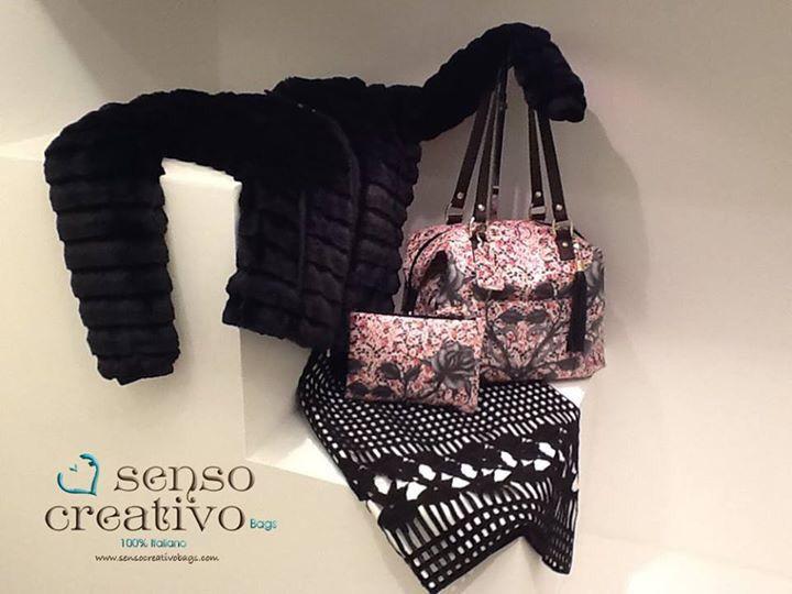Senso Creativo new collection,thanks to boutique Via Porta innsbruck