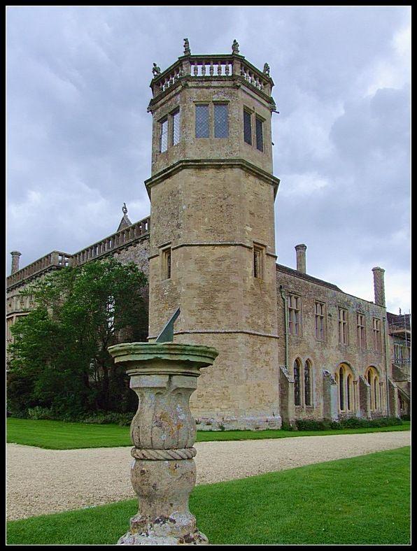 Octagonal Tower, Lacock Abbey - Lacock, Wiltshire
