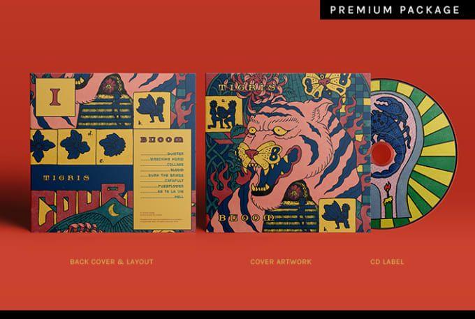 Graphic Design Services Hire A Graphic Designer Today Fiverr Music Album Design Cover Artwork Album Design,Custom Pools By Design