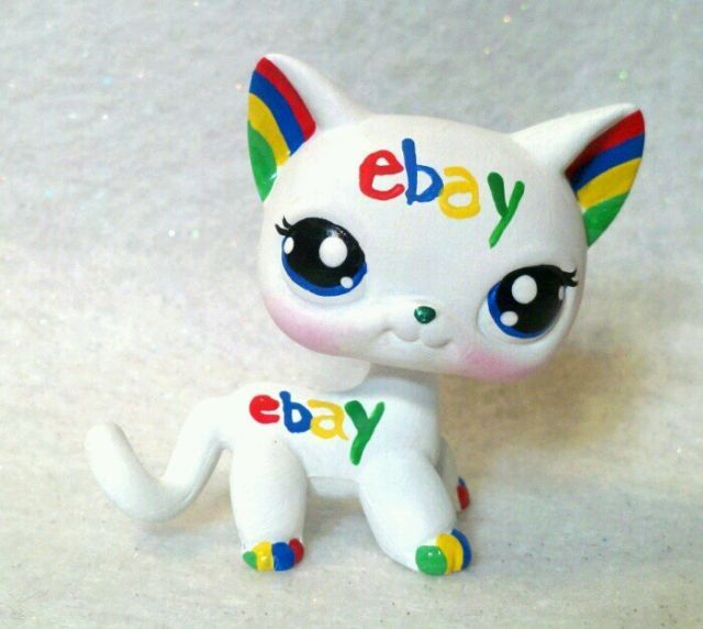 Photo of Awesome LPS Customs! for fans of Littlest Pet Shop. Some amazing customs for sale now on Ebay!