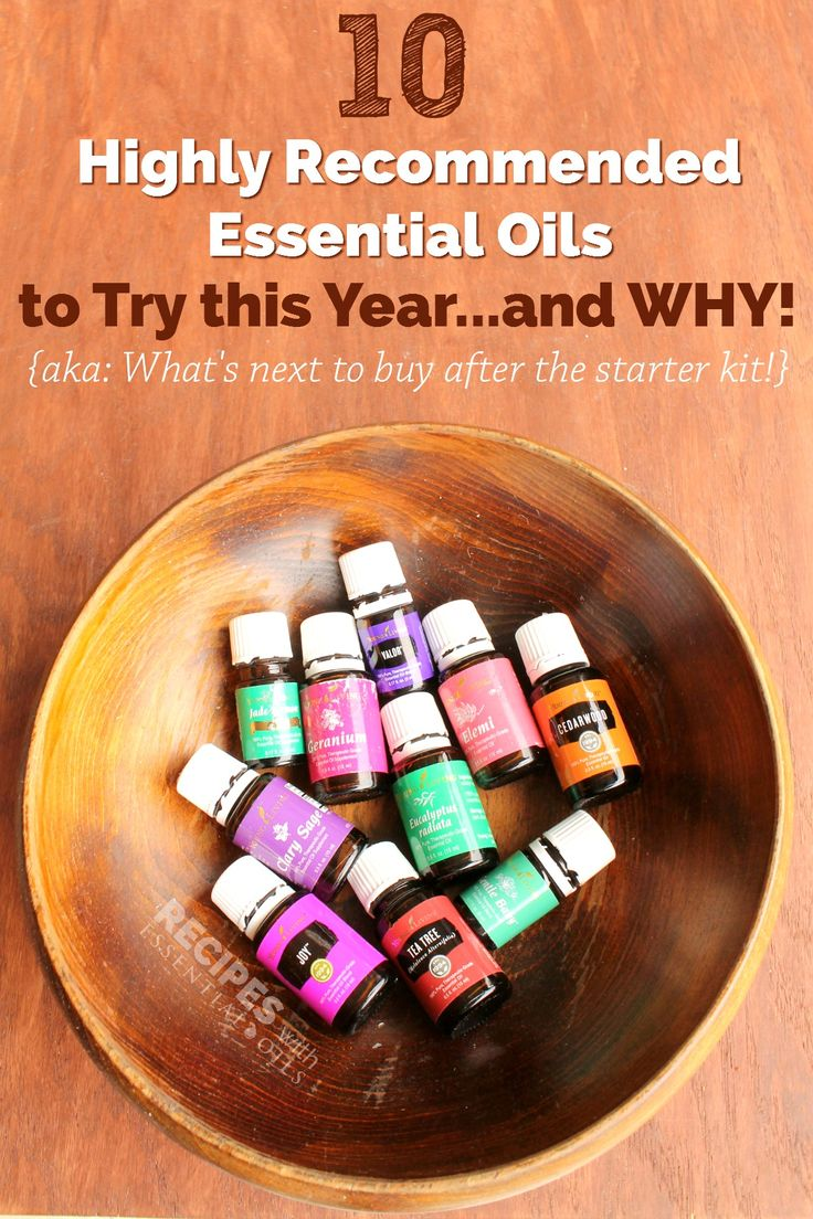10 Unique Essential Oils To Try This Year (Great oils to buy after your starter kit!) #YLEO