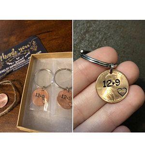 GRADUATION GIFT. 2019 penny! Grad cap. Personalized penny keychain. Lucky Penny. Grad Gift.Personalized Gift. Personalized Graduation Gift