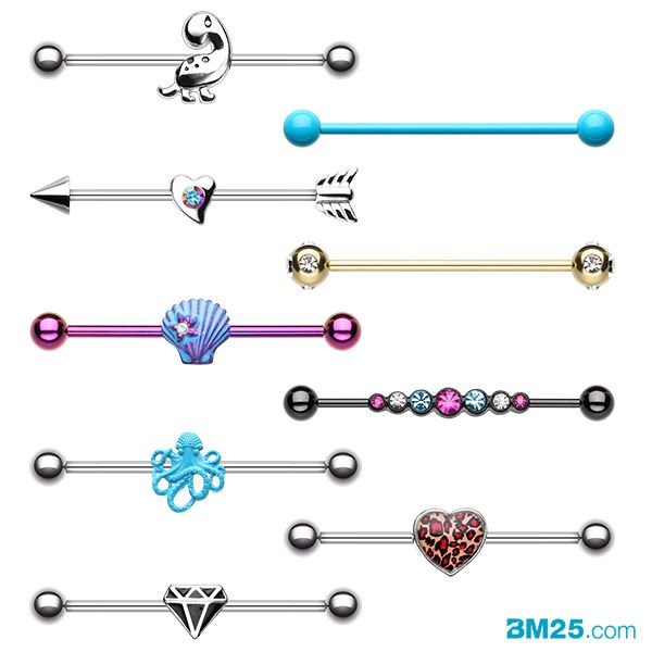 Industrial Barbells at BM25.com