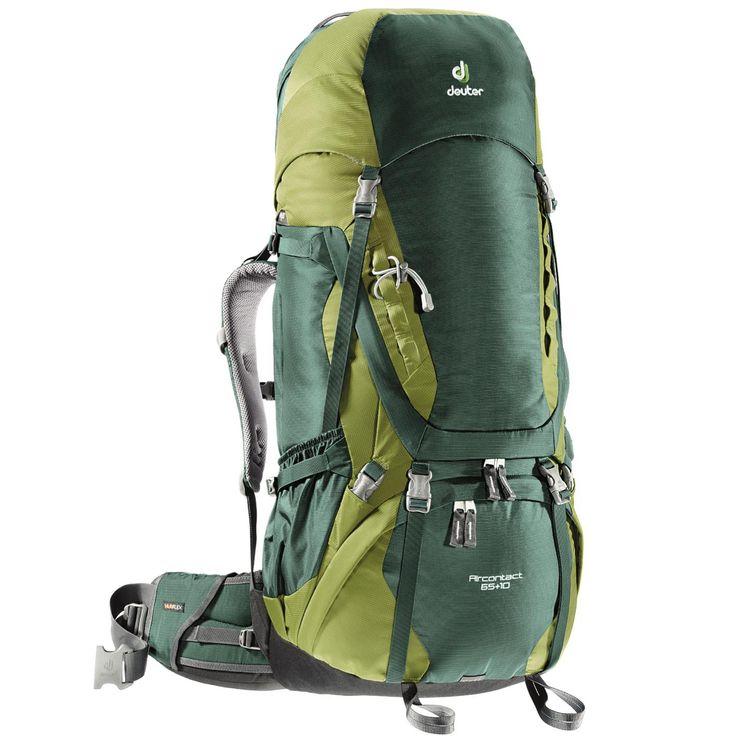Xtend-Angebote Deuter Aircontact 65+10 Trekkingrucksack grün: Category: Rucksäcke & Taschen > Trekkingrucksäcke Item number:…%#Outdoor%
