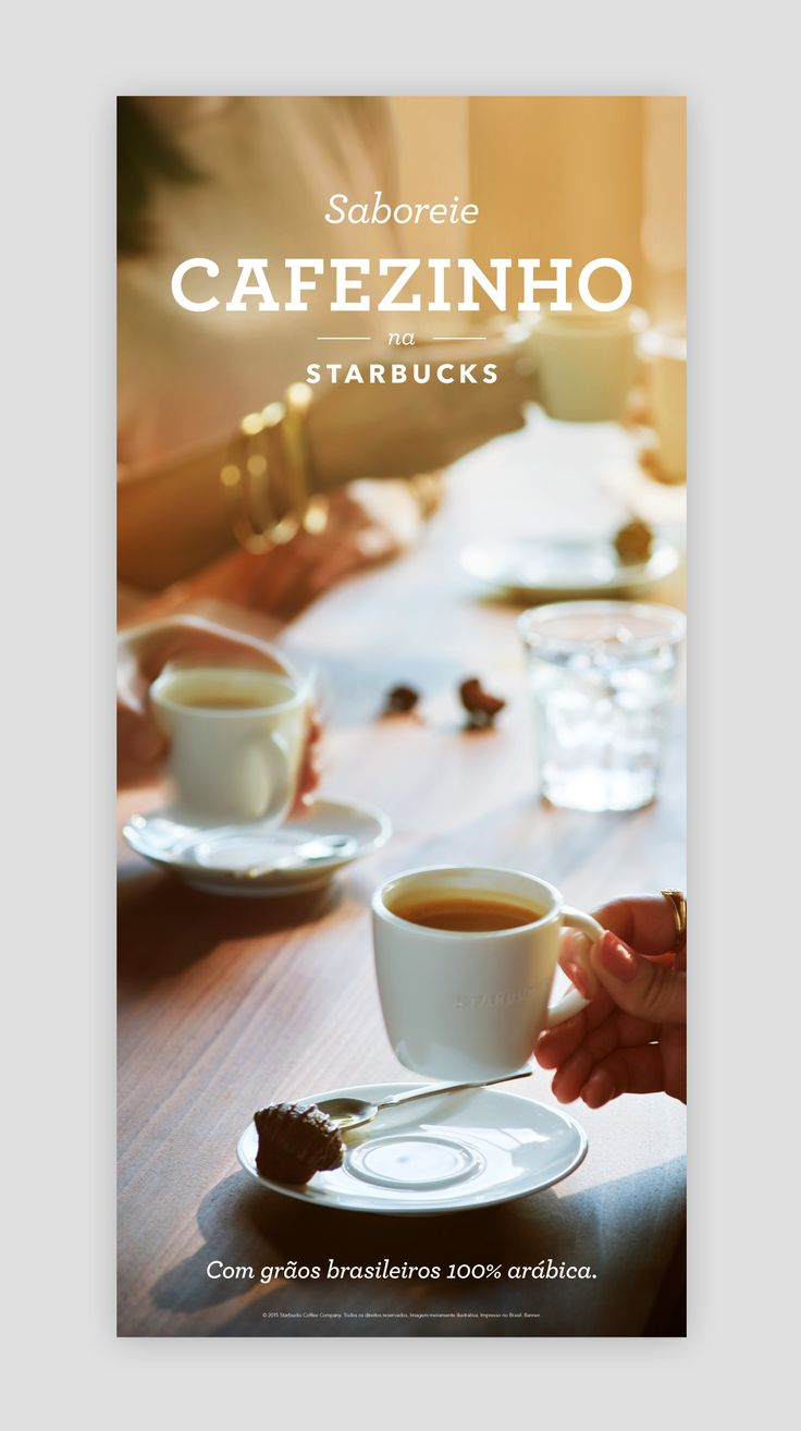 Starbucks – Design + Design