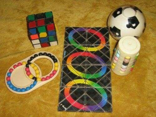 Rubik Ernő talalmanyai