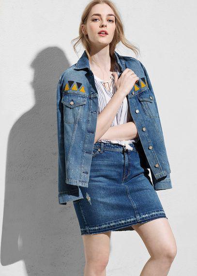 Skirts Plus sizes | Violeta by MANGO South Africa