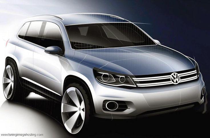 2015 Volkswagen Tiguan TDI USA - http://futurecarmodels.com/2015-volkswagen-tiguan-tdi-usa/