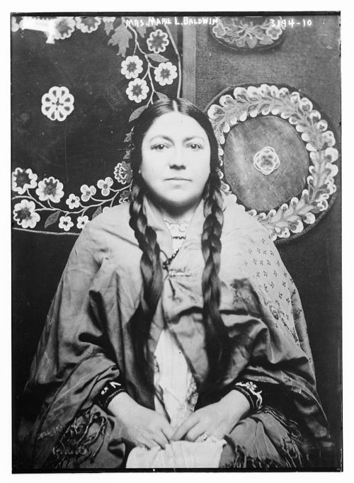 Marie Bottineau Baldwin (1863-1952)was aChippewaattorney. Marie was thefirstNative Americanstudent and first woman of color to gradua...