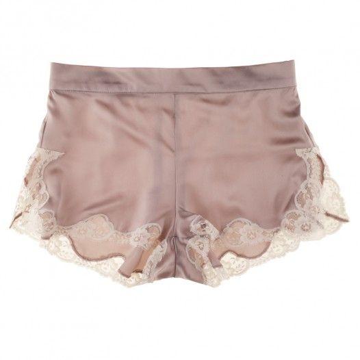 Buy Minuit Douze luxury lingerie - Minuit Douze Anita Boxer Shorts | Journelle Fine Lingerie