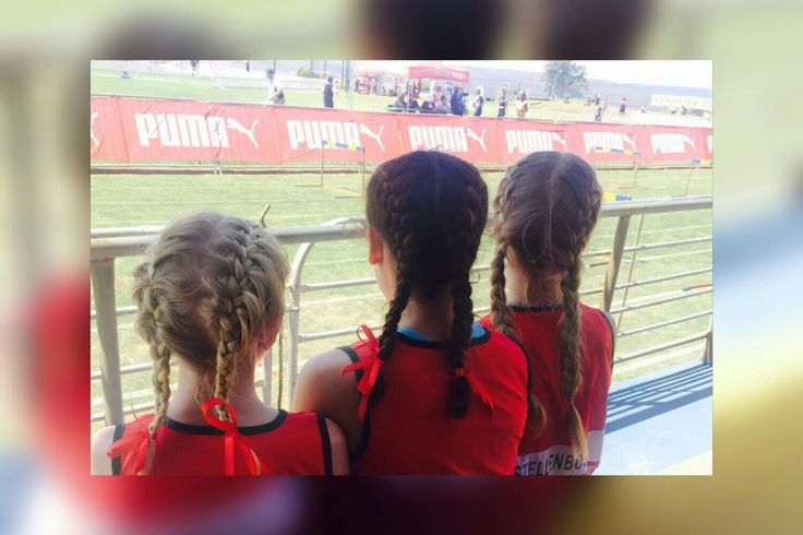 Follow #Helena Swart for more beautiful hairstyles #french braids  #hairstyles for long hair #sport hairstyles