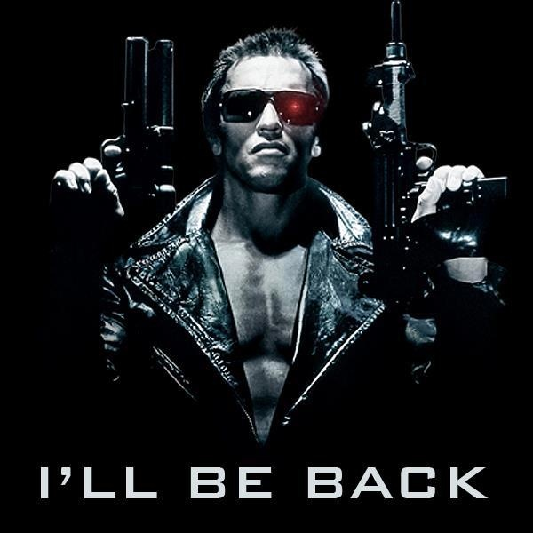 Arnold Schwarzenegger back in Action in Terminator 5