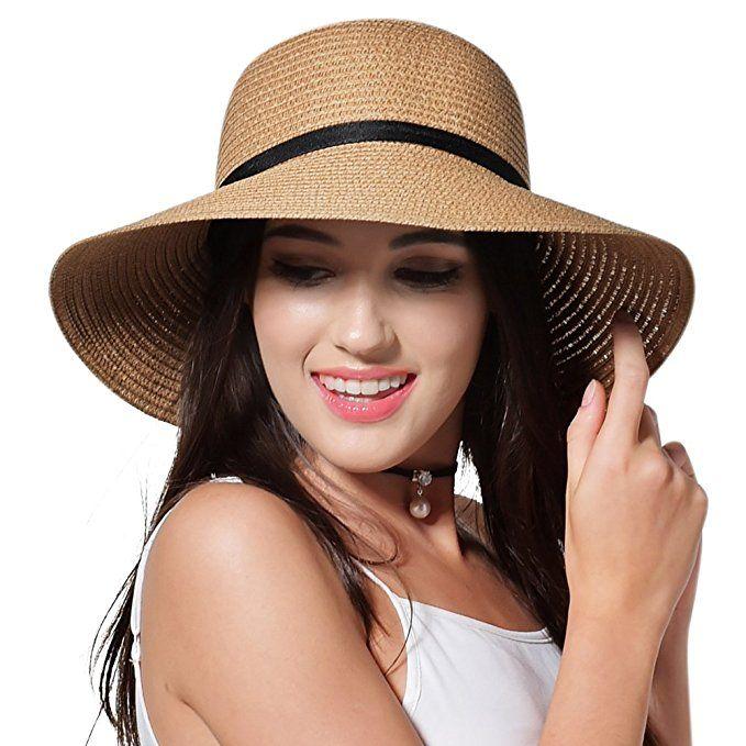 Furtalk Summer Sun Beach Straw Hat Summer Hats For Women Outfits Sun Hats For Women Hats For Women Women Hats Fashion