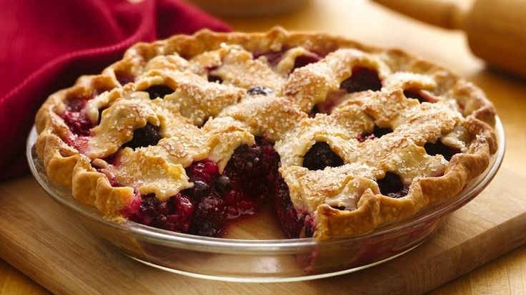 This Western Washington Fair winner packs a triple-berry punch with raspberries, blueberries and blackberries.