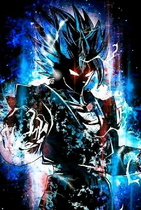 Goku Super Saiyan Blue - Visit now for 3D Dragon Ball Z compression shirts now on sale! #dragonball #dbz #dragonballsuper