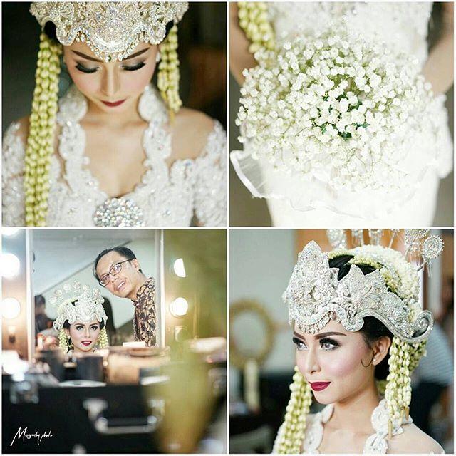 I always want to wear this sunda siger on my wedding day. And I made it! • • • #GIGAWEDDING