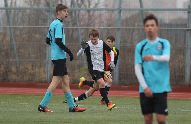 FC Juniorul, învinsă și la Voluntari