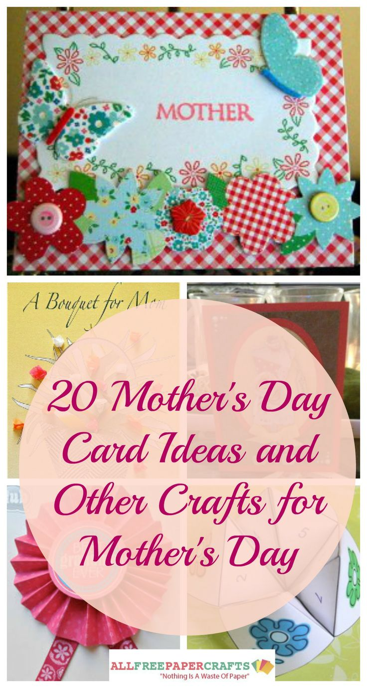 Happy birthday butterfly card allfreepapercrafts com - 20 Mother S Day Card Ideas And Other Crafts For Mother S Day Make Any Of These