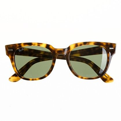 Great new shape.  Ray Ban Meteors.