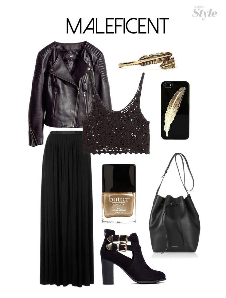 Outfit Inspiration: Maleficent + Aurora | Fashion | Disney Style
