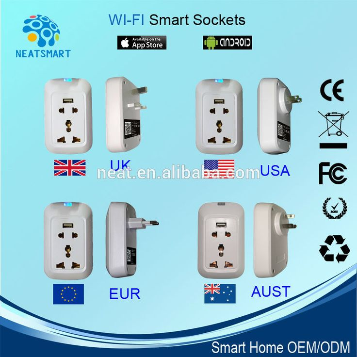 Wifi-buchse stecker für Smart-Home-Automation, wireless wi-fi steckdose uns uk eu au Stil für Option aus porzellanfabrik-elektrischer Stecker und Steckdose-Produkt ID:60002832371-german.alibaba.com