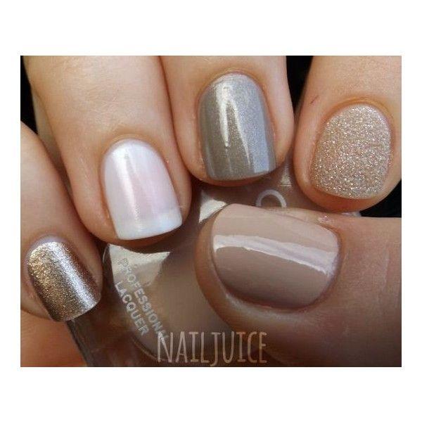 fall nail colors ❤ liked on Polyvore featuring beauty products, nail care, nail polish and nails