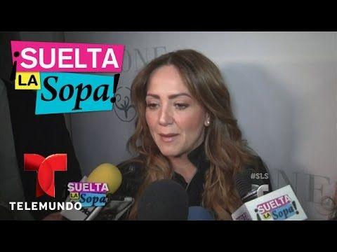Suelta La Sopa | Andrea Legarreta aclara si Itatí Cantoral se presentó a...