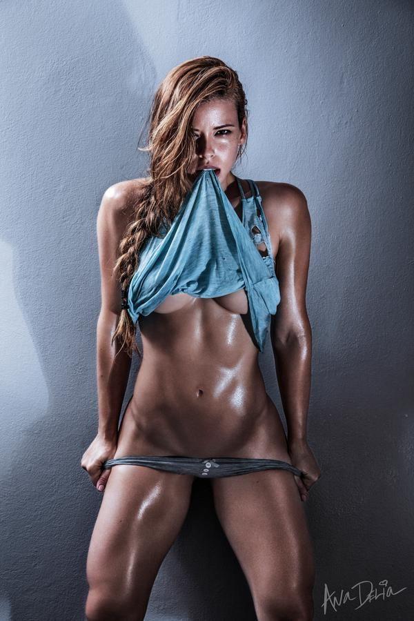 Ana delia iturrondo fitness model congratulate