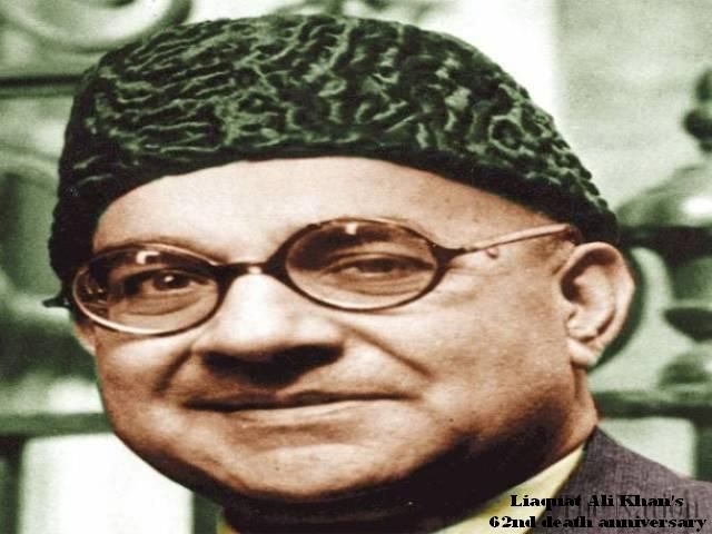 Liaquat Ali Khan's 62nd death anniversary today