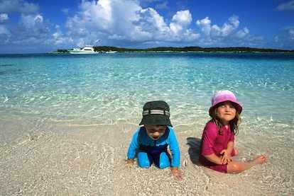 Baby friendly holidays. Tips on where to go on holiday with a baby and how to cope, by expert travel writer and dad William Gray.  http://www.101holidays.co.uk/family/baby-friendly-holidays/