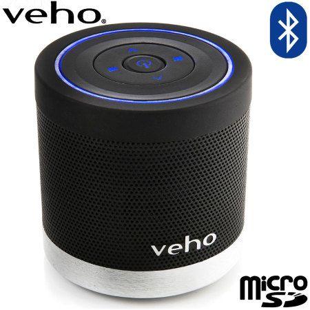 Altoparlante Bluetooth wireless Veho 360° M4