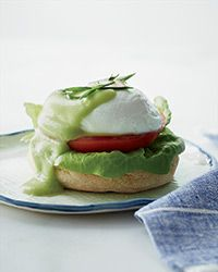 Avocado Hollandaise Recipe. Better than the real deal and completely healthy. I put it on omelets and it's wonderful with fish. (Food & Wine)