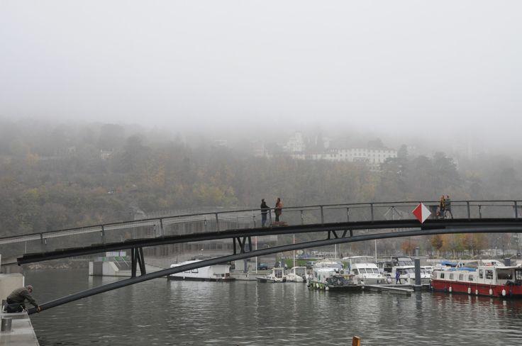 Brouillard, Lyon.05/12/2015
