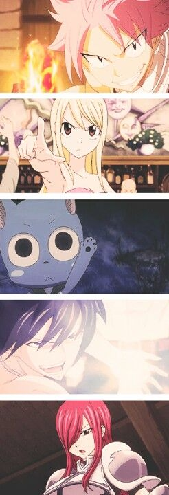 New season on Fairy Tail!! Can't wait! Аряil 4тн 2014. Sooo exite cx