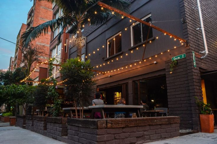 Barrio Central Cafe Bar outside view #BarrioCentralCafeBar #pub #local #SanJoaquin #Laureles #La70 #BarrioCentral #Cafe #Bar