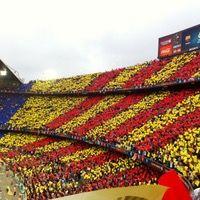 バルセロナ, カタロニアでサッカースタジアム