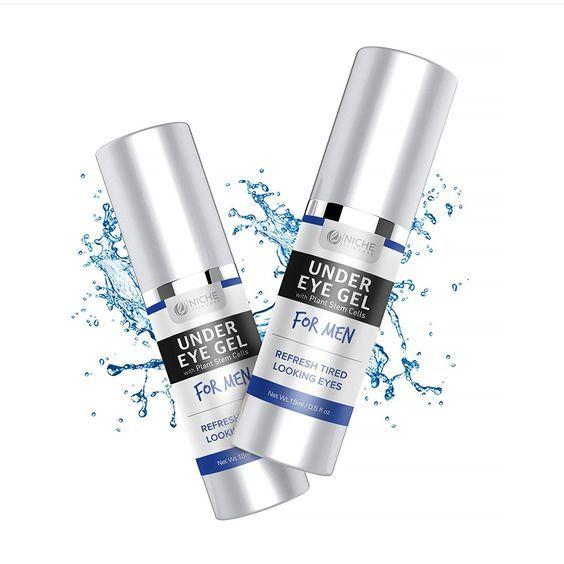 Under Eye Gel for Men. Our Best Firming Cream for Anti-Aging, Wrinkles, Bags Under Eyes, Fine Lines. Reduce Puffiness and Dark Circles. 15ml >>> Review more details here : Eye Care