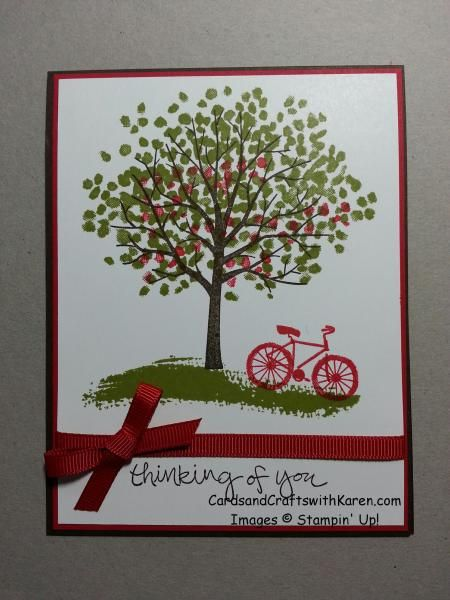 Thinking of You by googoobaby - Cards and Paper Crafts at Splitcoaststampers