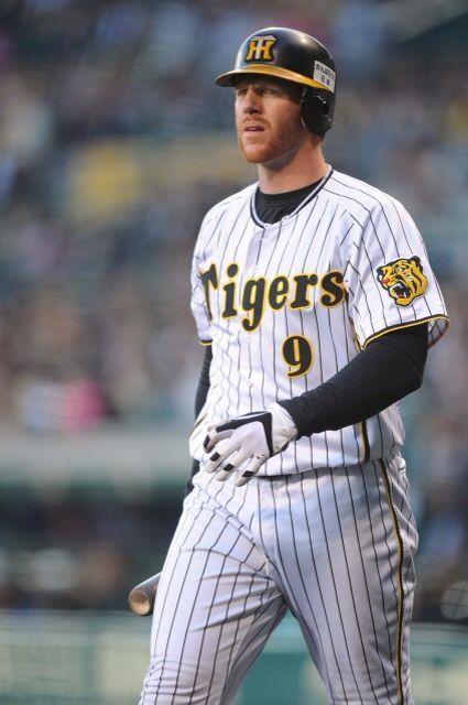 Matt Murton, Hanshin Tigers, 2010-...