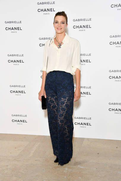 Celine Sallette in Chanel