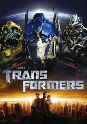 Transformer movies, is one the best robot movies available. so i like it. All the three series of transformers was best. I am waiting for next.